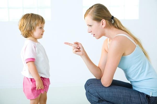 çocuk disiplini