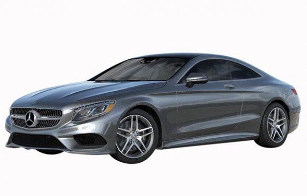 2018 Mercedes Benz