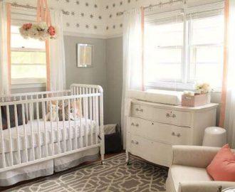 yenidoğan bebek odası